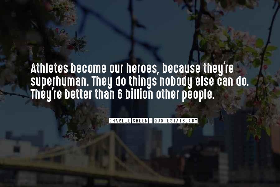 Hero 6 Sayings #1475188