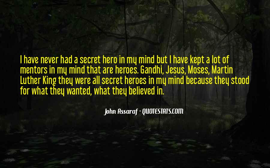 Hero 6 Sayings #17383