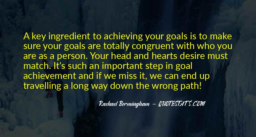 Achievement Quotes And Sayings #405371