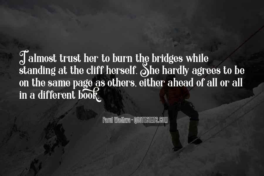Ambition Quotes And Sayings #1833207