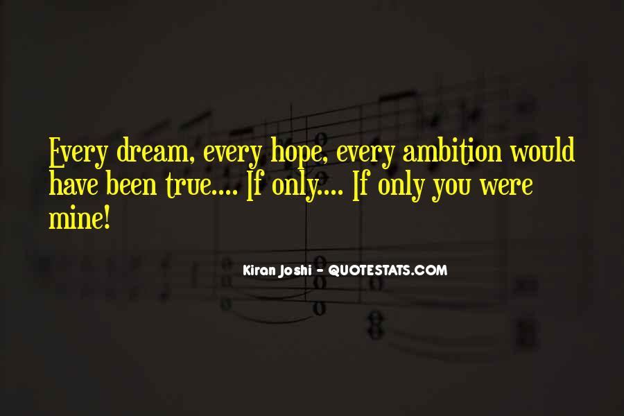 Ambition Quotes And Sayings #195206