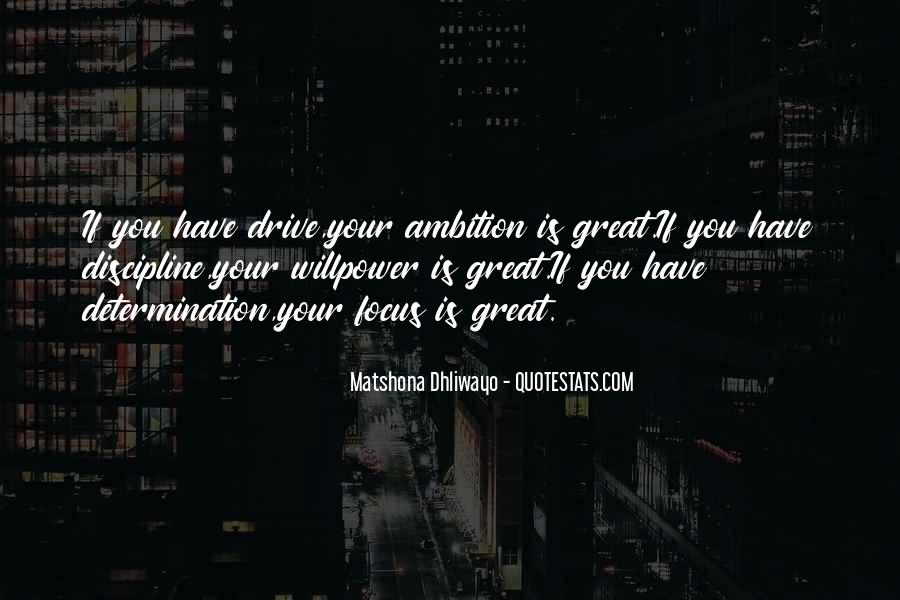 Ambition Quotes And Sayings #588735