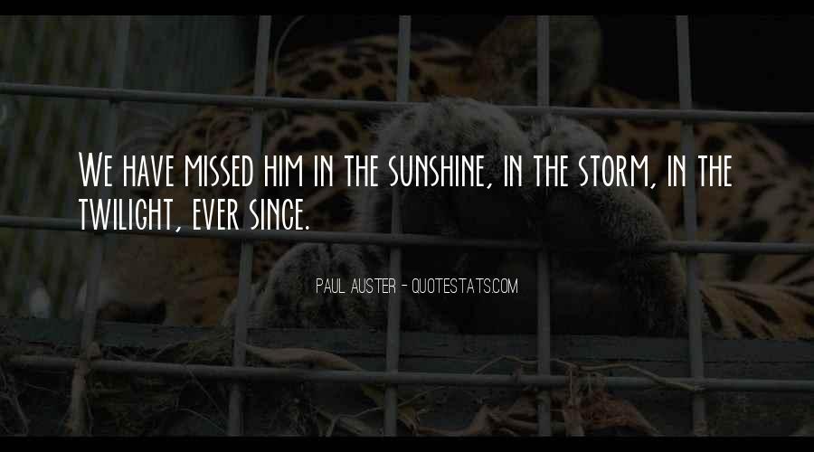 Paul Auster Sayings #101140