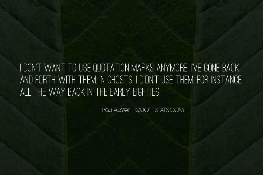 Paul Auster Sayings #119328