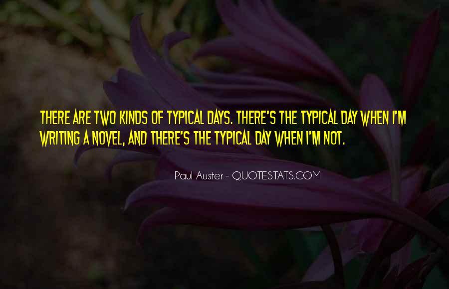 Paul Auster Sayings #12119