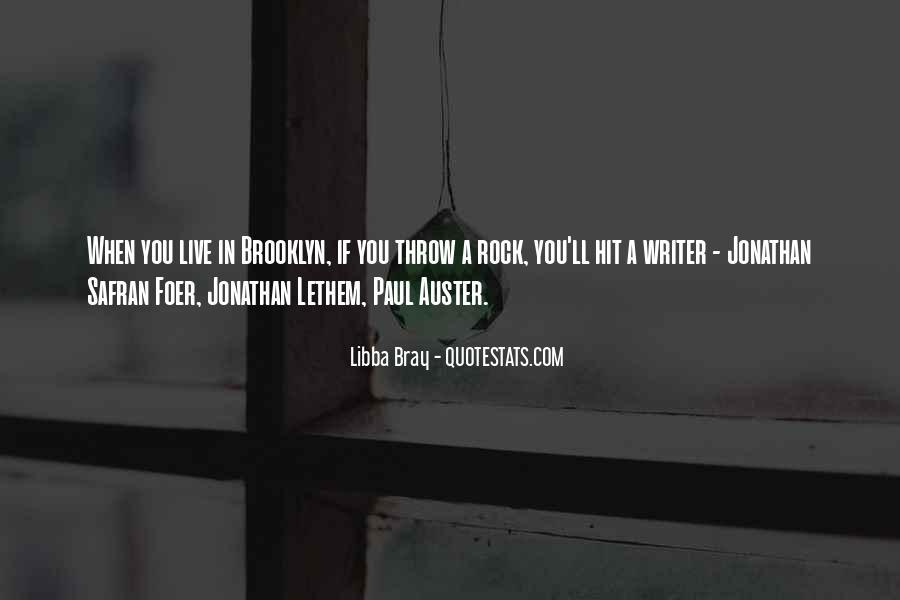 Paul Auster Sayings #127976