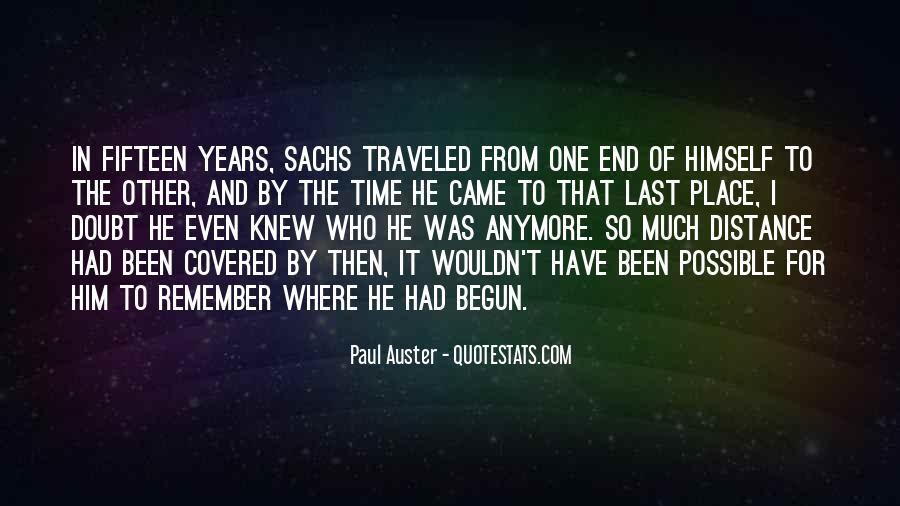 Paul Auster Sayings #156264