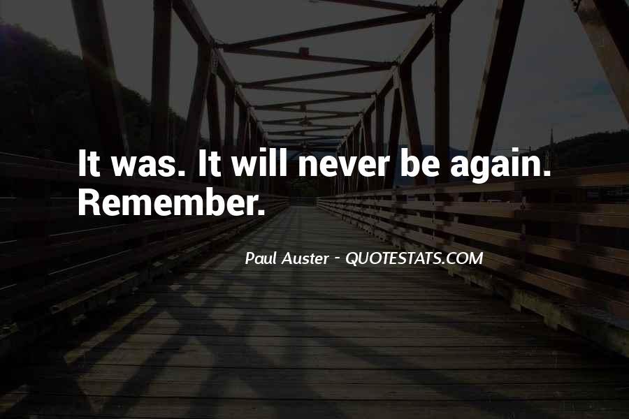Paul Auster Sayings #163244