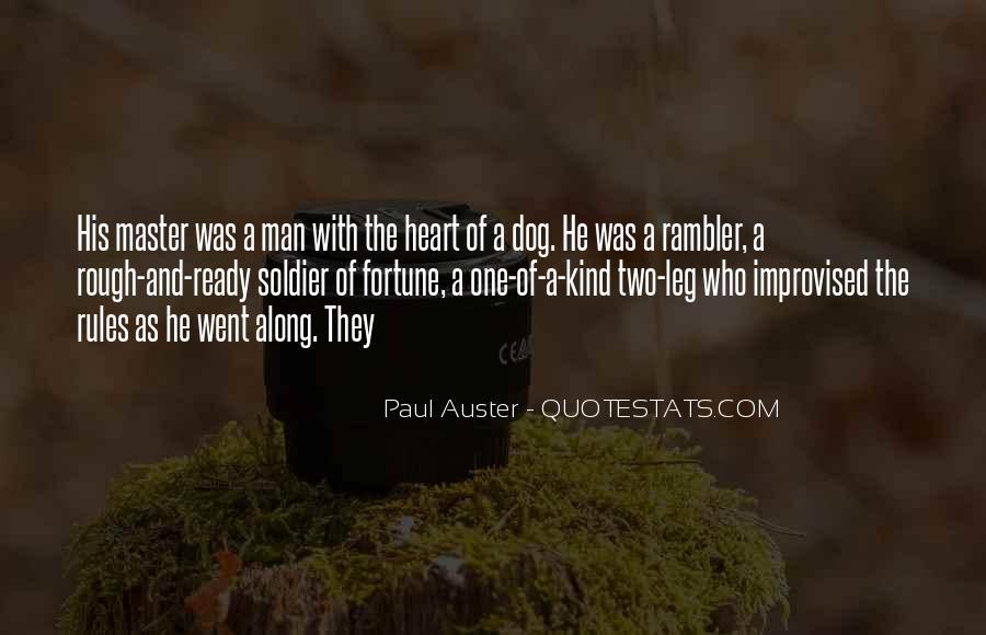 Paul Auster Sayings #16662