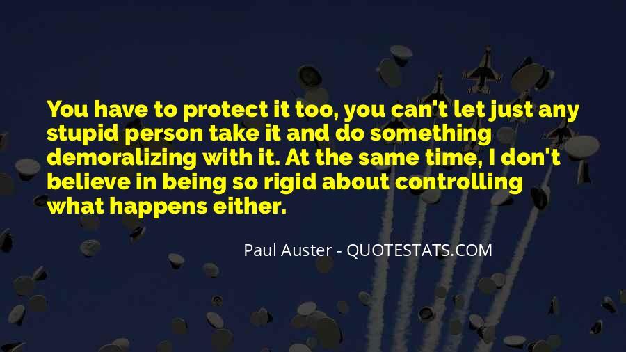 Paul Auster Sayings #16685