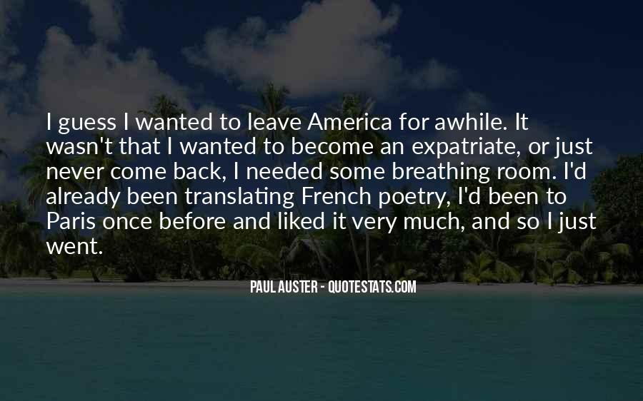 Paul Auster Sayings #196742