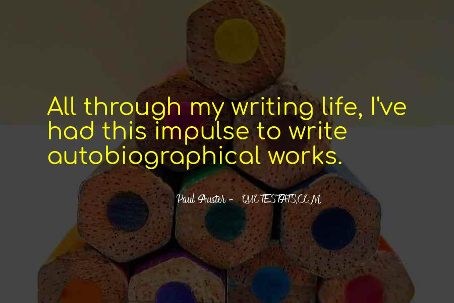 Paul Auster Sayings #233003