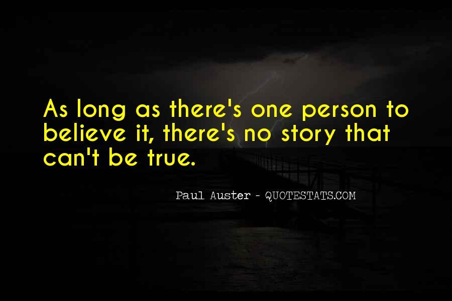 Paul Auster Sayings #265117