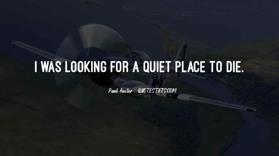 Paul Auster Sayings #266602