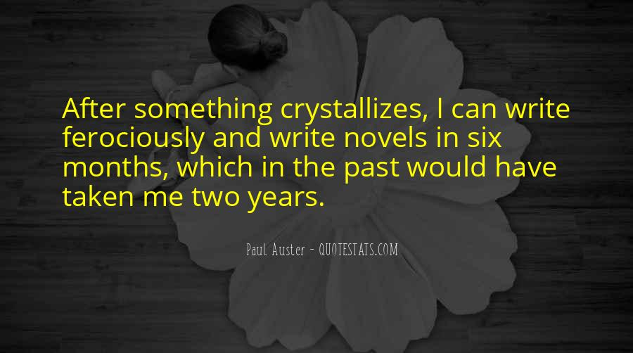 Paul Auster Sayings #285089