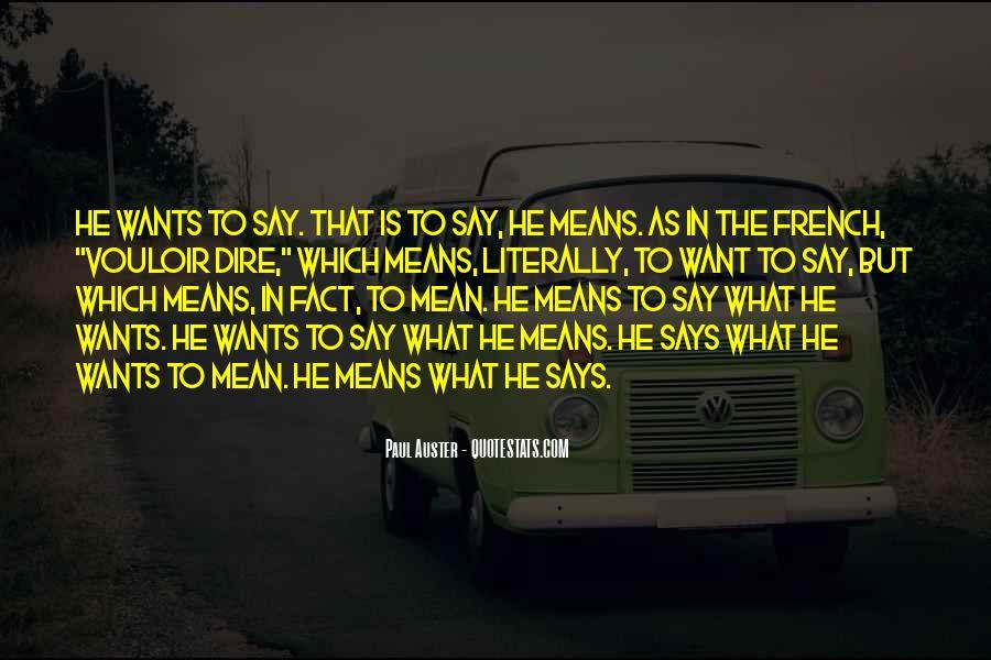 Paul Auster Sayings #29385