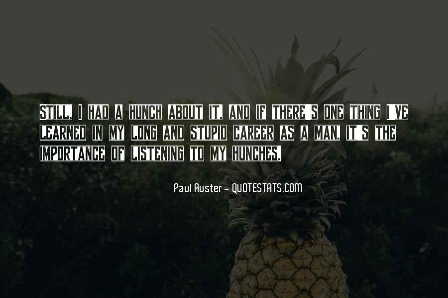 Paul Auster Sayings #296238