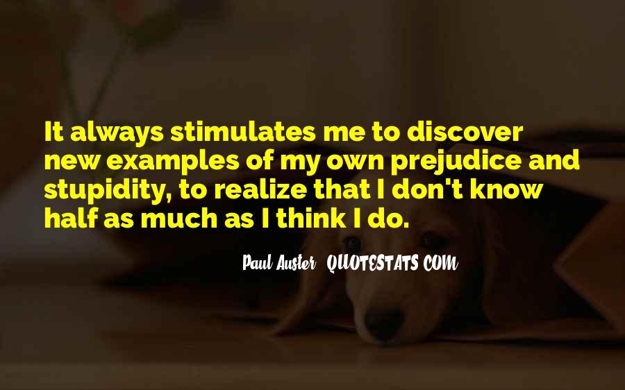 Paul Auster Sayings #310999
