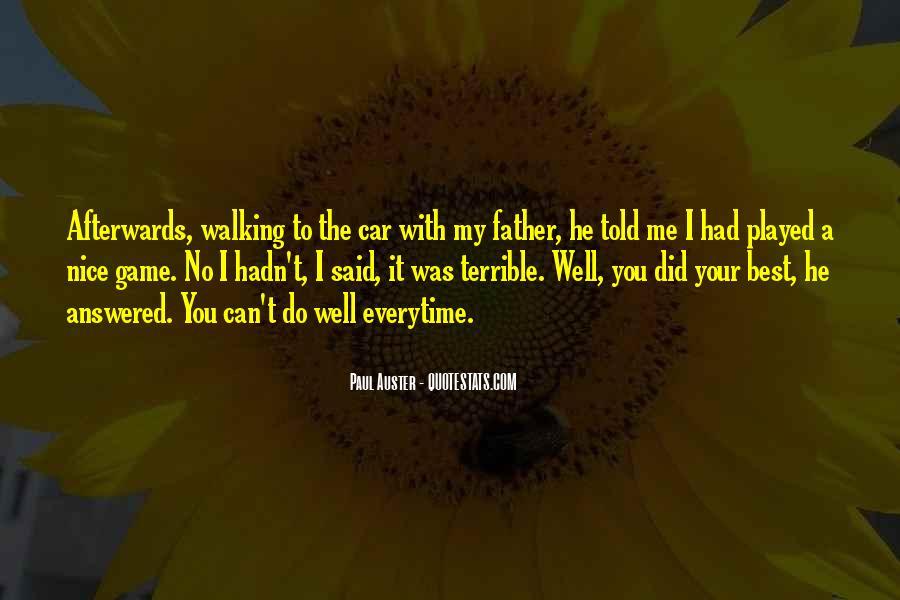 Paul Auster Sayings #311063