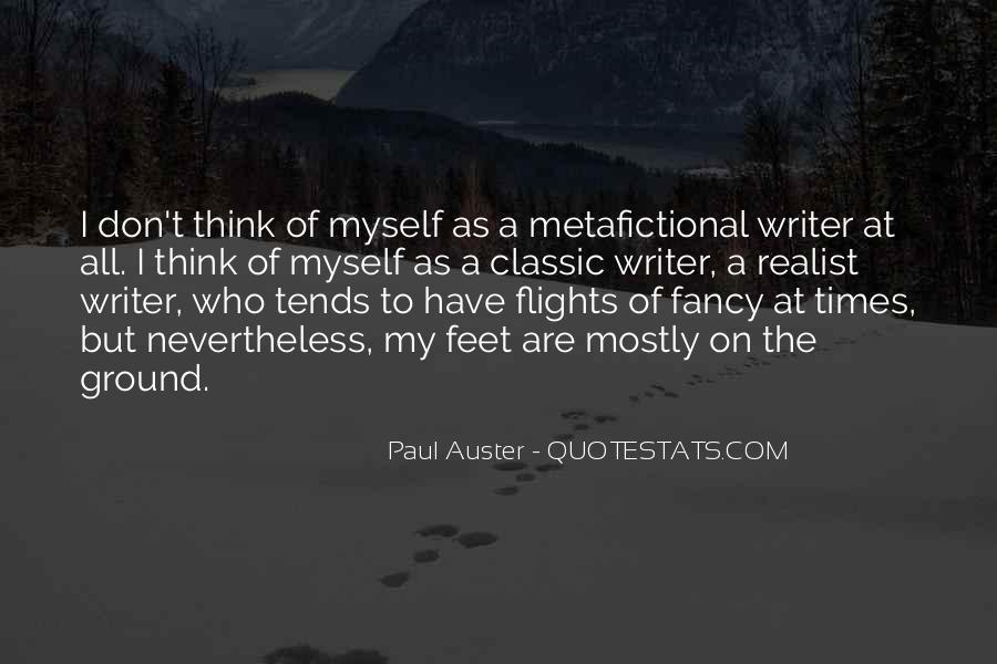 Paul Auster Sayings #316518