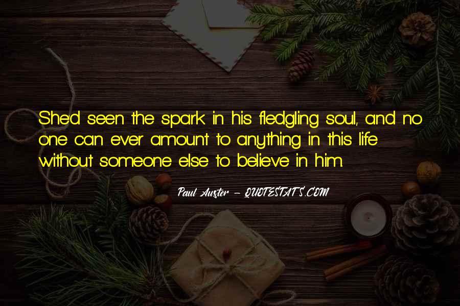 Paul Auster Sayings #316855