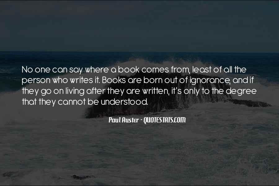 Paul Auster Sayings #324166