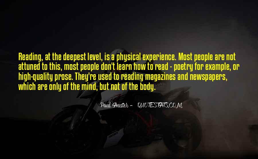 Paul Auster Sayings #332997