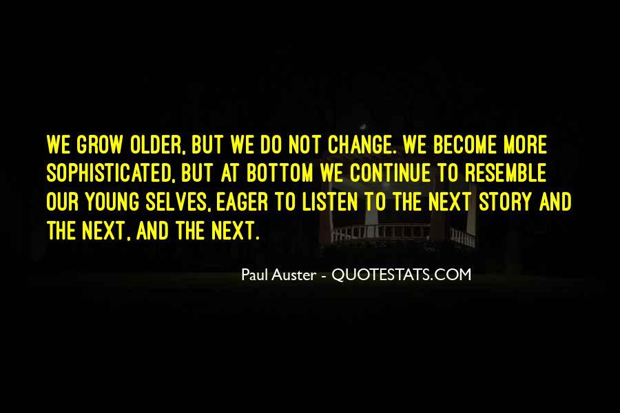 Paul Auster Sayings #333445