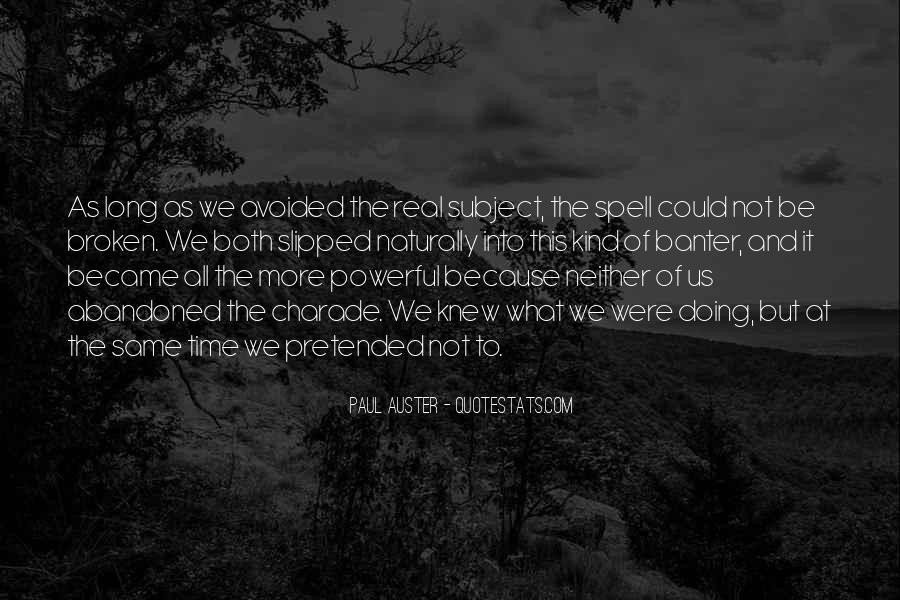 Paul Auster Sayings #375724