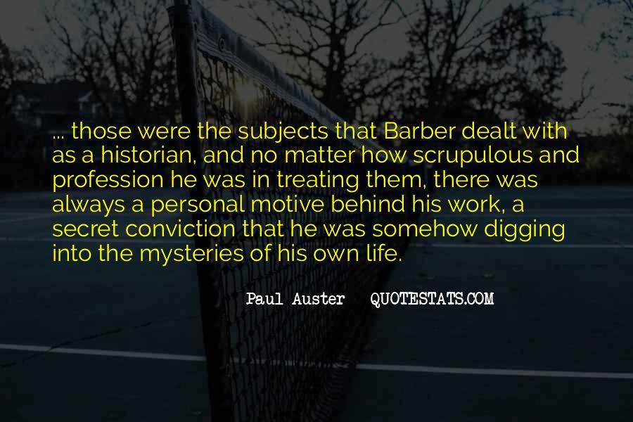 Paul Auster Sayings #383653