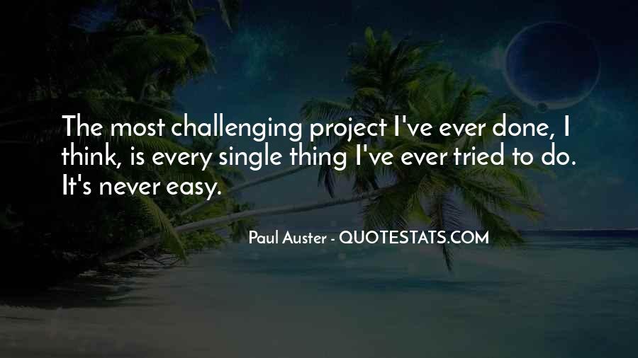 Paul Auster Sayings #385962
