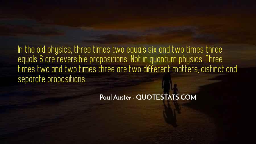 Paul Auster Sayings #386579