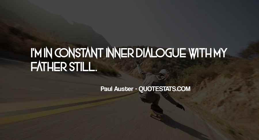 Paul Auster Sayings #400734