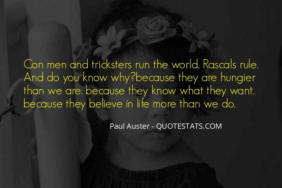 Paul Auster Sayings #404093