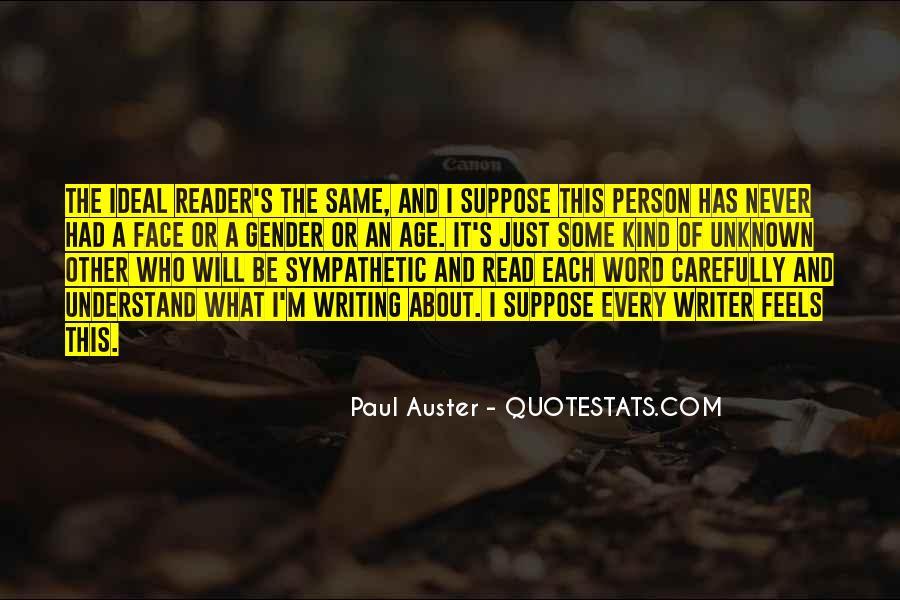 Paul Auster Sayings #404707