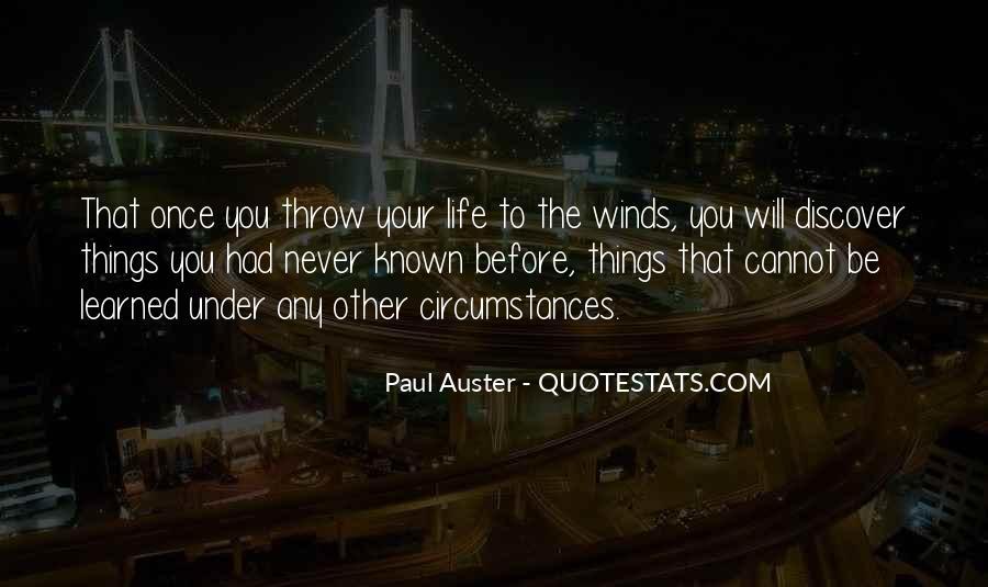 Paul Auster Sayings #40572