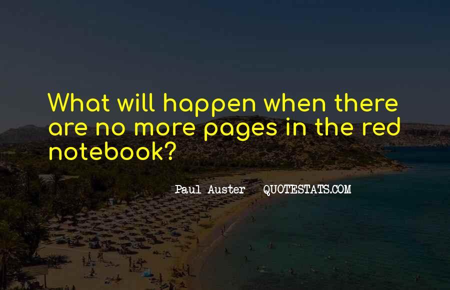 Paul Auster Sayings #56639