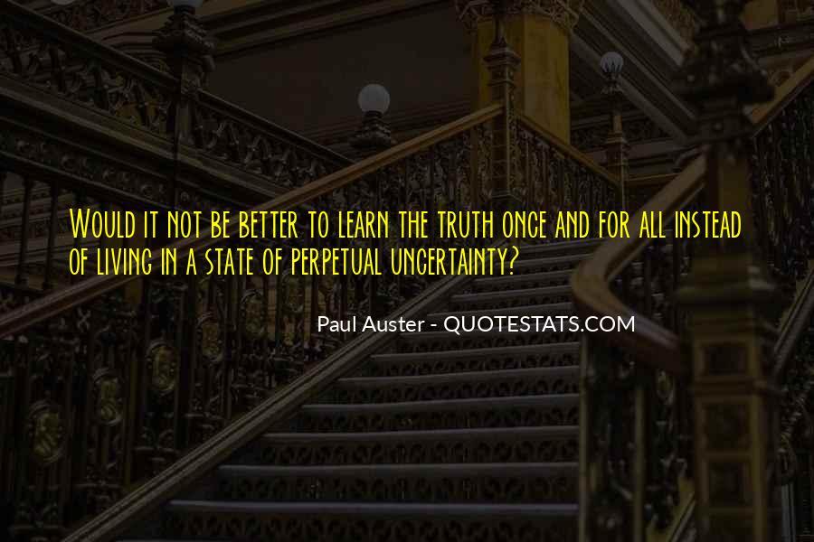 Paul Auster Sayings #71689