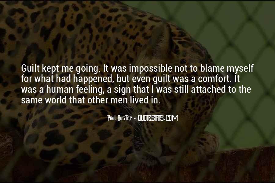 Paul Auster Sayings #7380