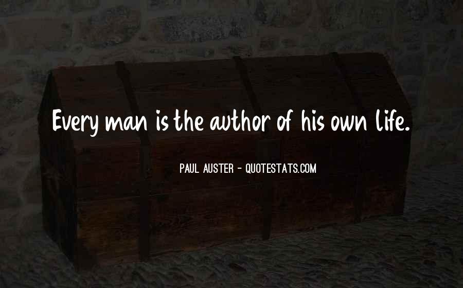 Paul Auster Sayings #78810