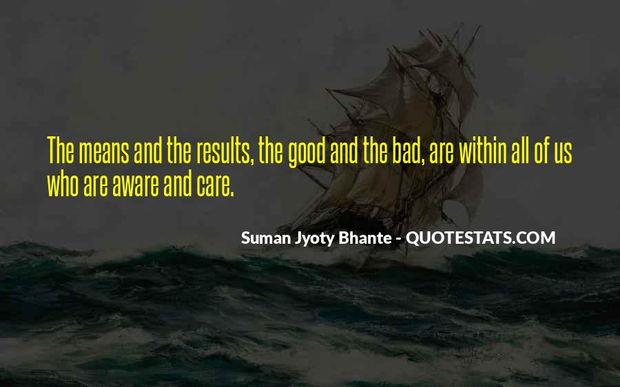 Aware Quotes Sayings #1082980