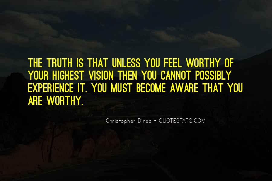 Aware Quotes Sayings #322248