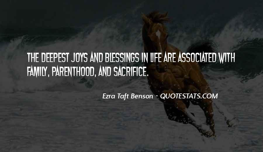 Blessings And Sayings #109413