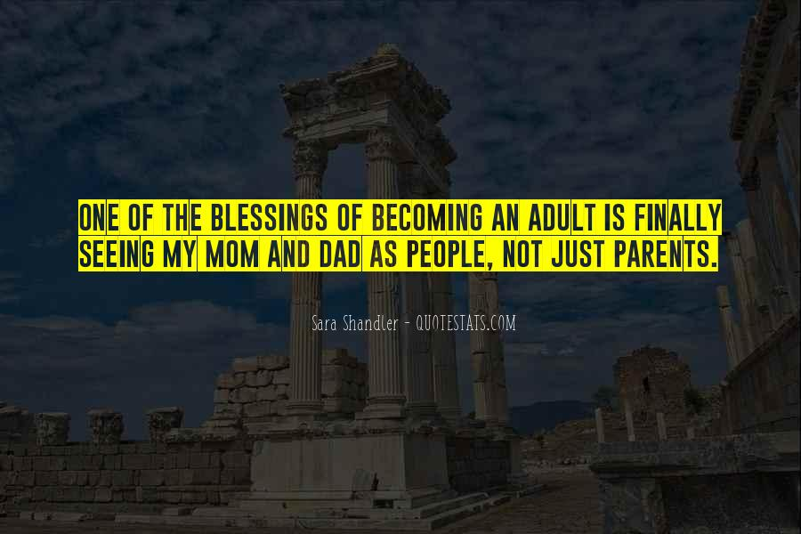 Blessings And Sayings #118804