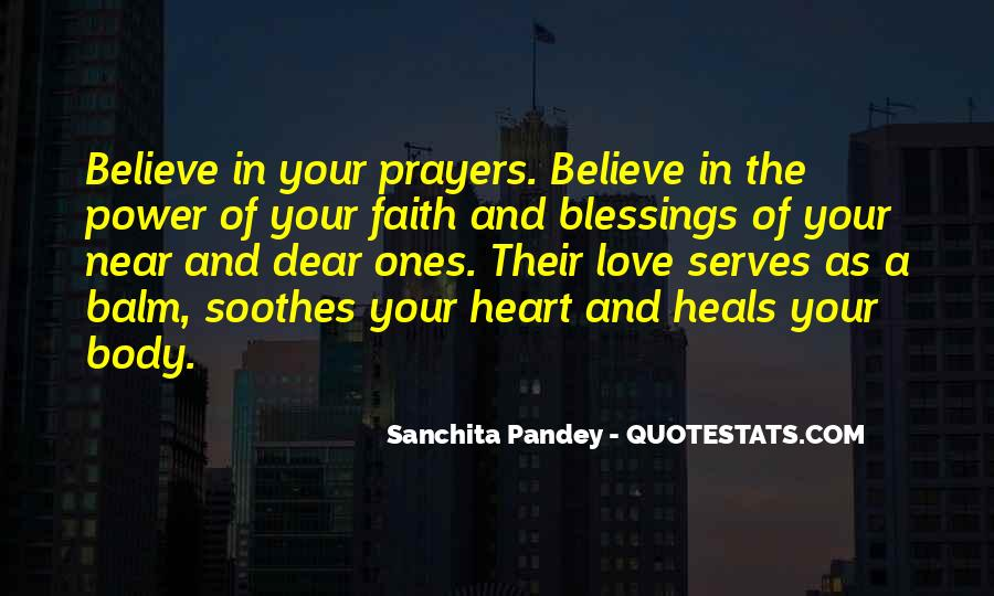 Blessings And Sayings #157734