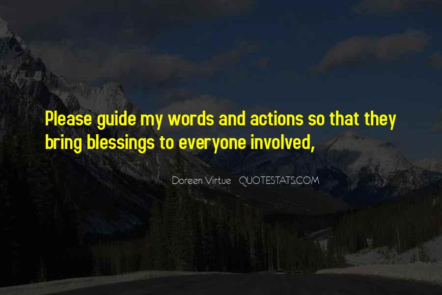Blessings And Sayings #171862
