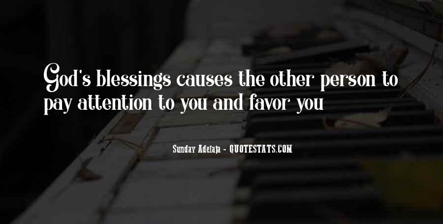 Blessings And Sayings #187579