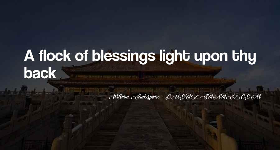Blessings And Sayings #51717