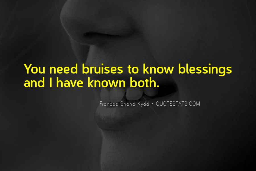 Blessings And Sayings #54346