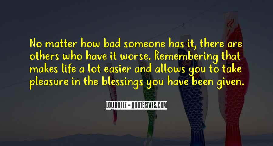 Blessings And Sayings #61378